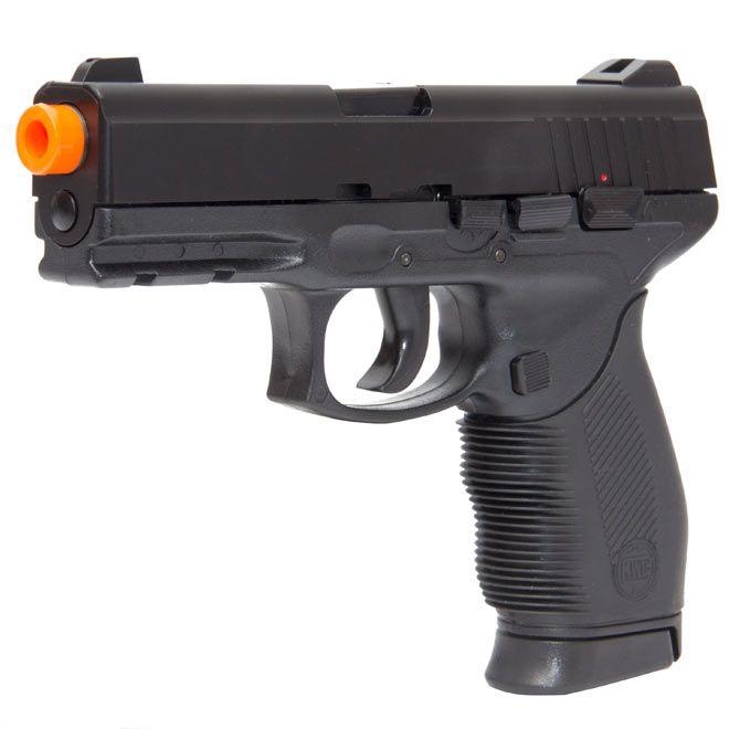 Pistola Airsoft KWC 24/7 Taurus Spring Hop Up