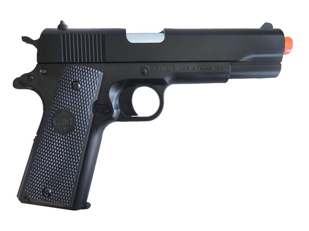 Pistola Airsoft KWC Colt 1911 Spring