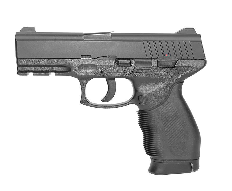 Pistola Airguns Pressao Kwc 24/7 CO2 4,5mm Rossi