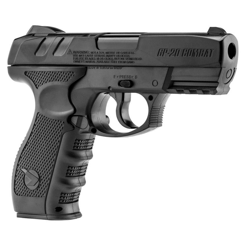 Pistola CO2 Gamo GP-20 Combat 4,5mm