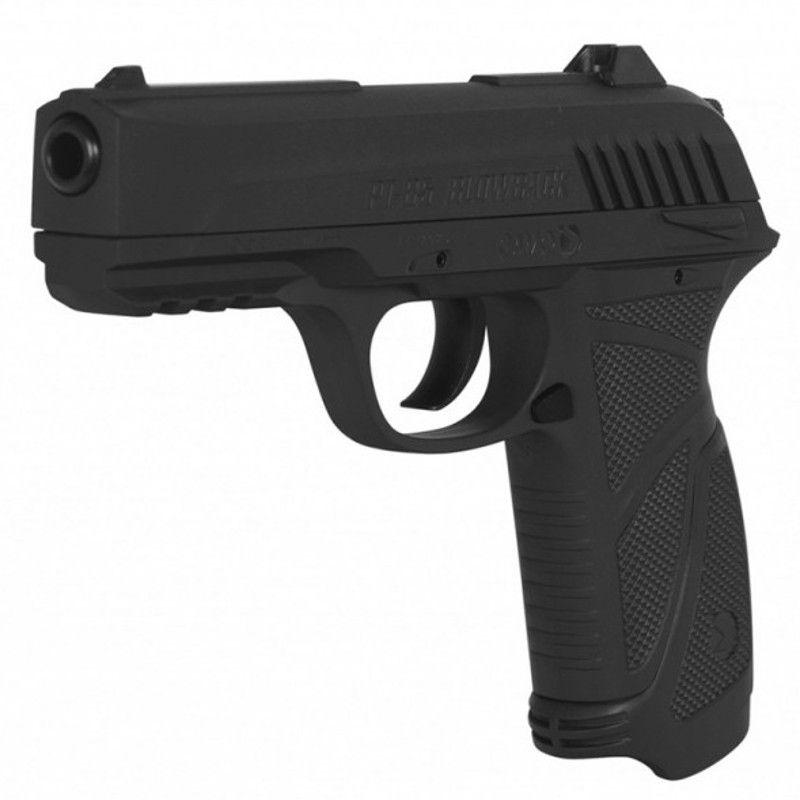 Pistola CO2 Gamo PT-85 Blowback 4,5mm Black
