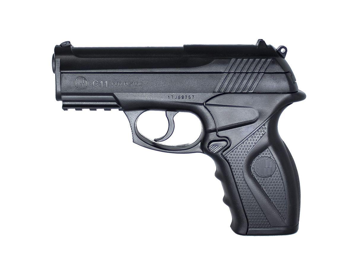 Pistola CO2 Rossi Sport C11 4,5mm