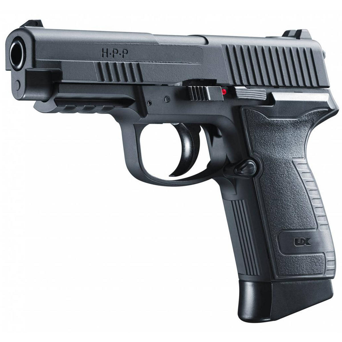 Pistola de CO2 Umarex HPP Steel BB 4,5mm - Semi Auto