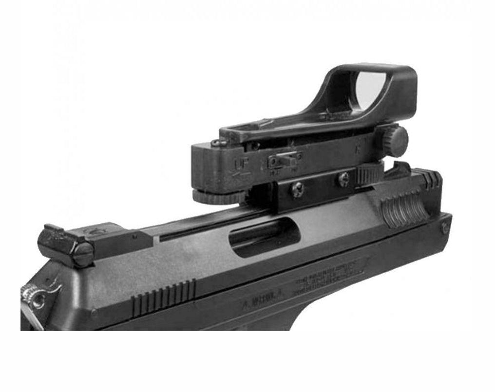 Pistola de Pressão Beeman 2006 P17 4,5mm com Red Dot