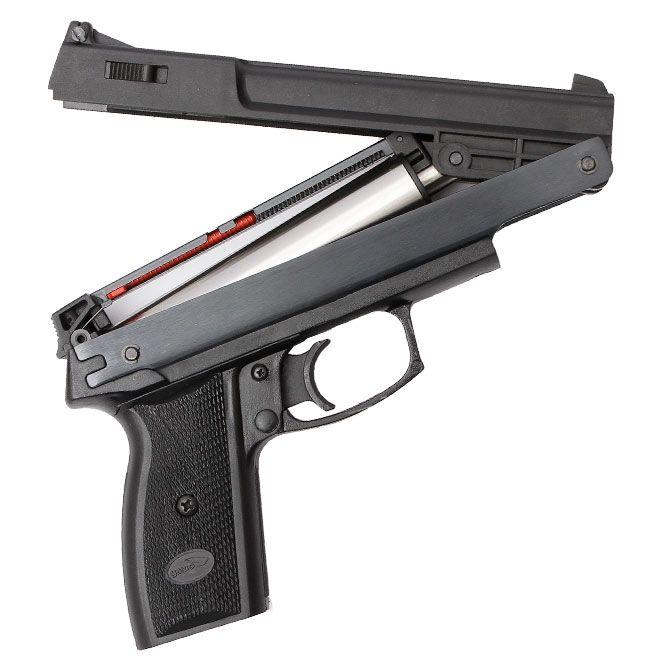 Pistola de Pressão Gamo AF-10 4,5mm + Maleta + Chumbinho Round