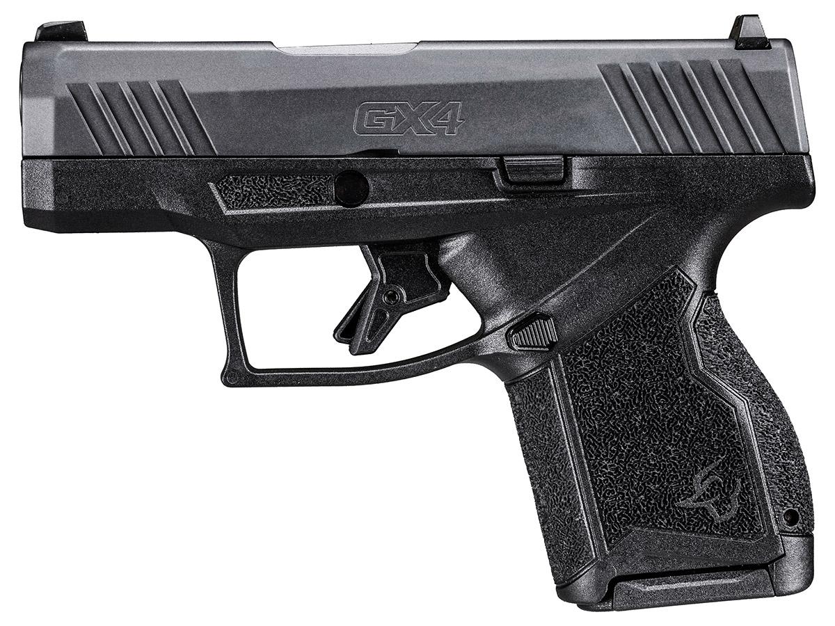 Pistola Taurus GX4 - Cal. 9mm 11+1 Tiros - nDLC