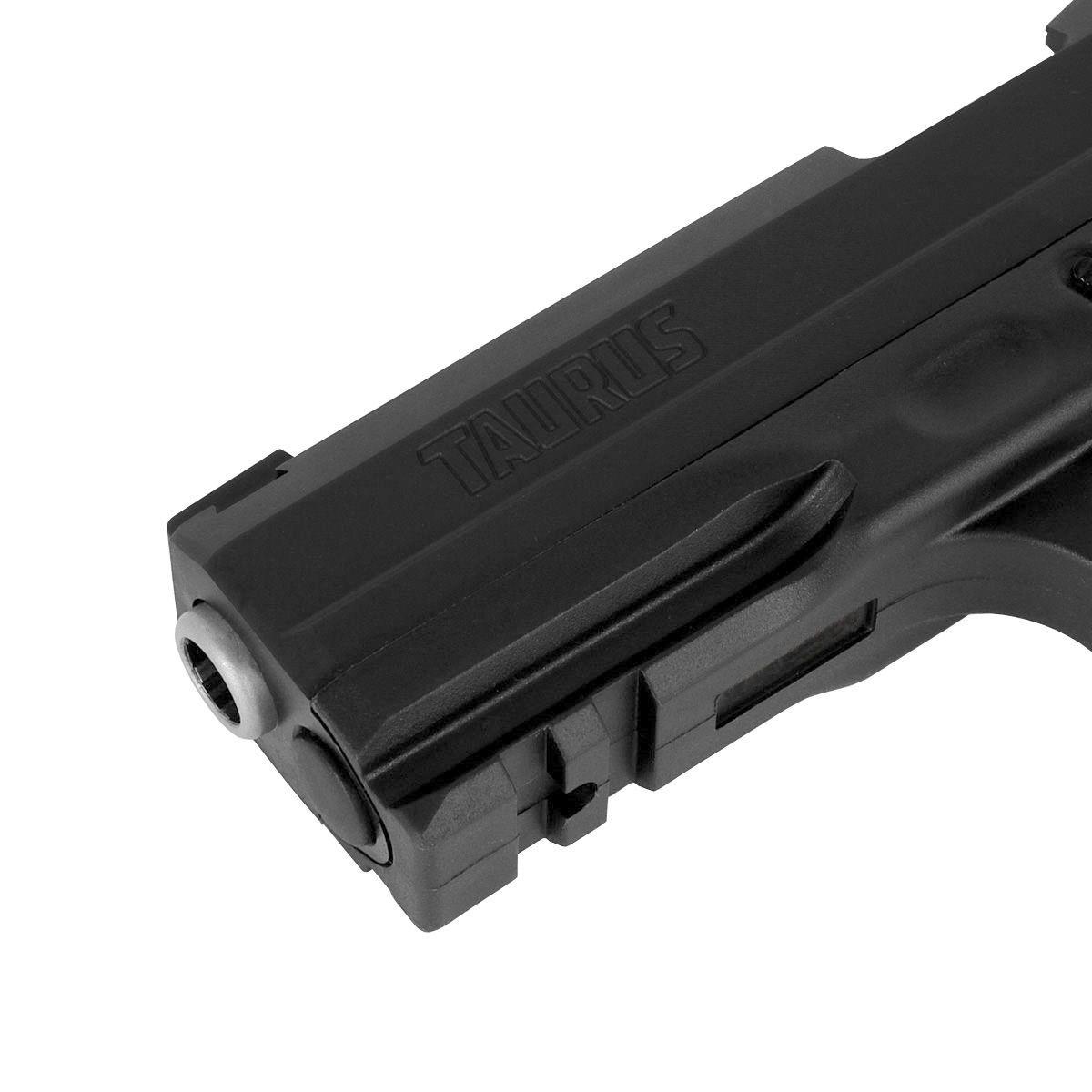 Pistola Taurus TH380 - Cal. 380 ACP 18+1 Tiros Oxidada