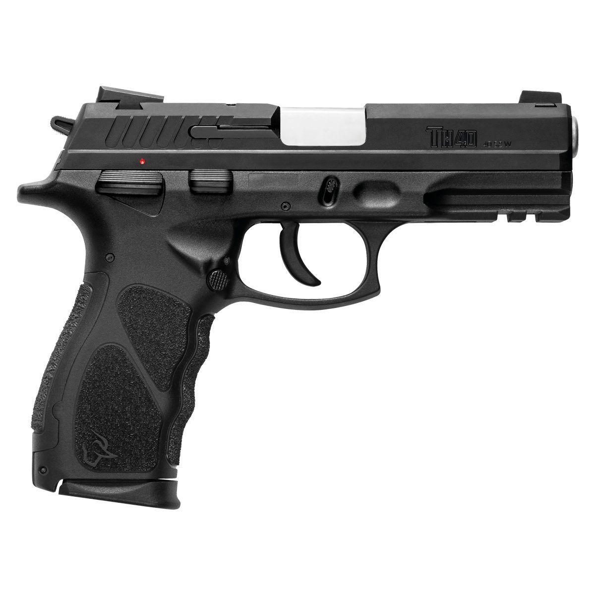 Pistola Taurus TH40 - Cal .40 S&W 15+1 Tiros Tenox