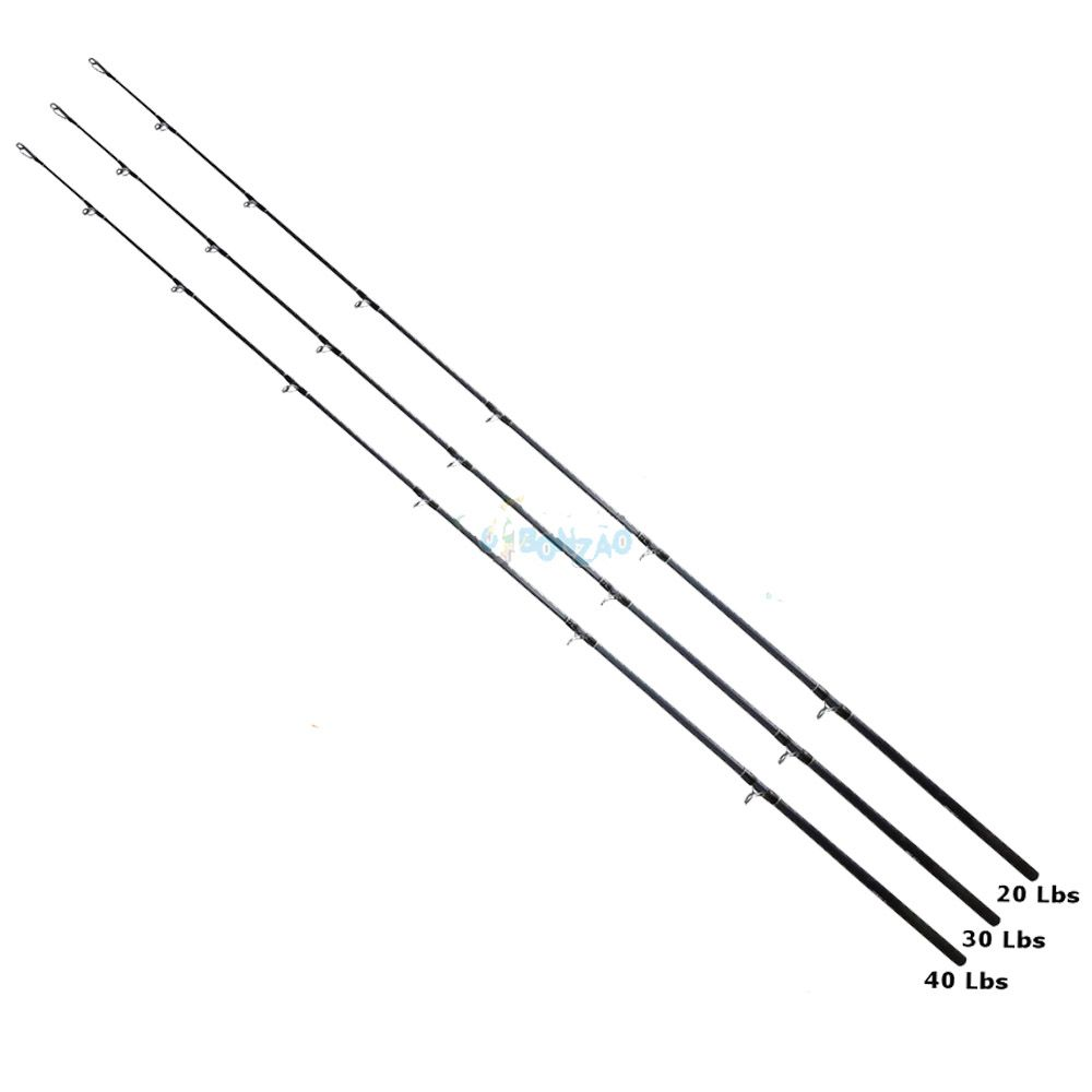 Ponteira para vara Victoria Cast 2,10m - 20lb 30lb 40lb