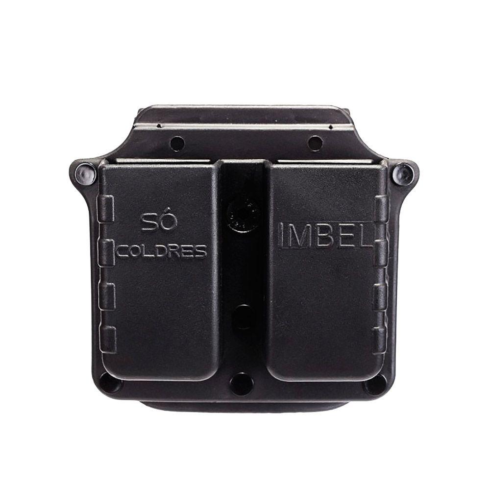 Porta Carregador Duplo Só Coldres P/ Imbel GC - SC014-2