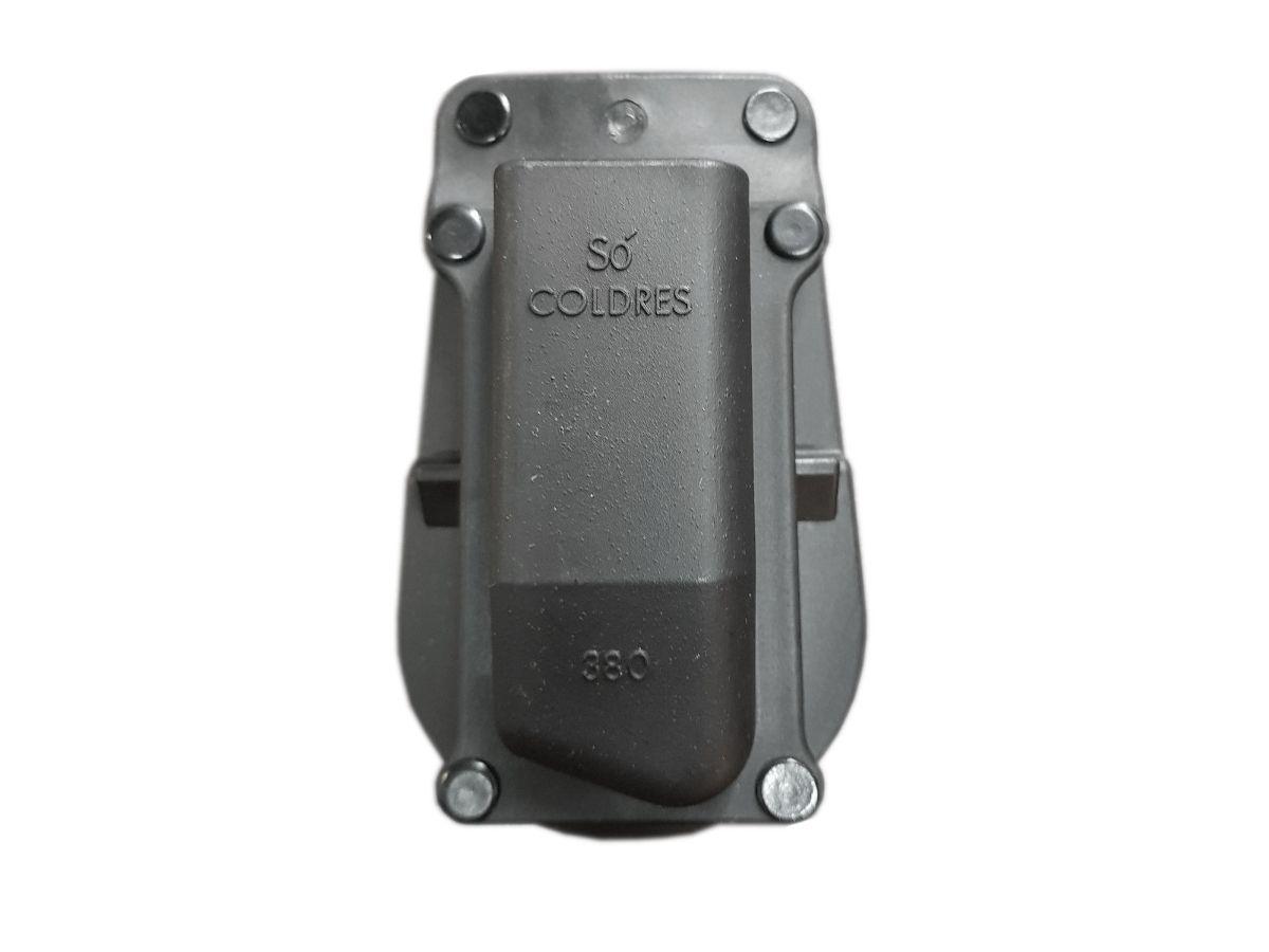 Porta Carregador Só Coldres P/ Taurus .380 - SC099