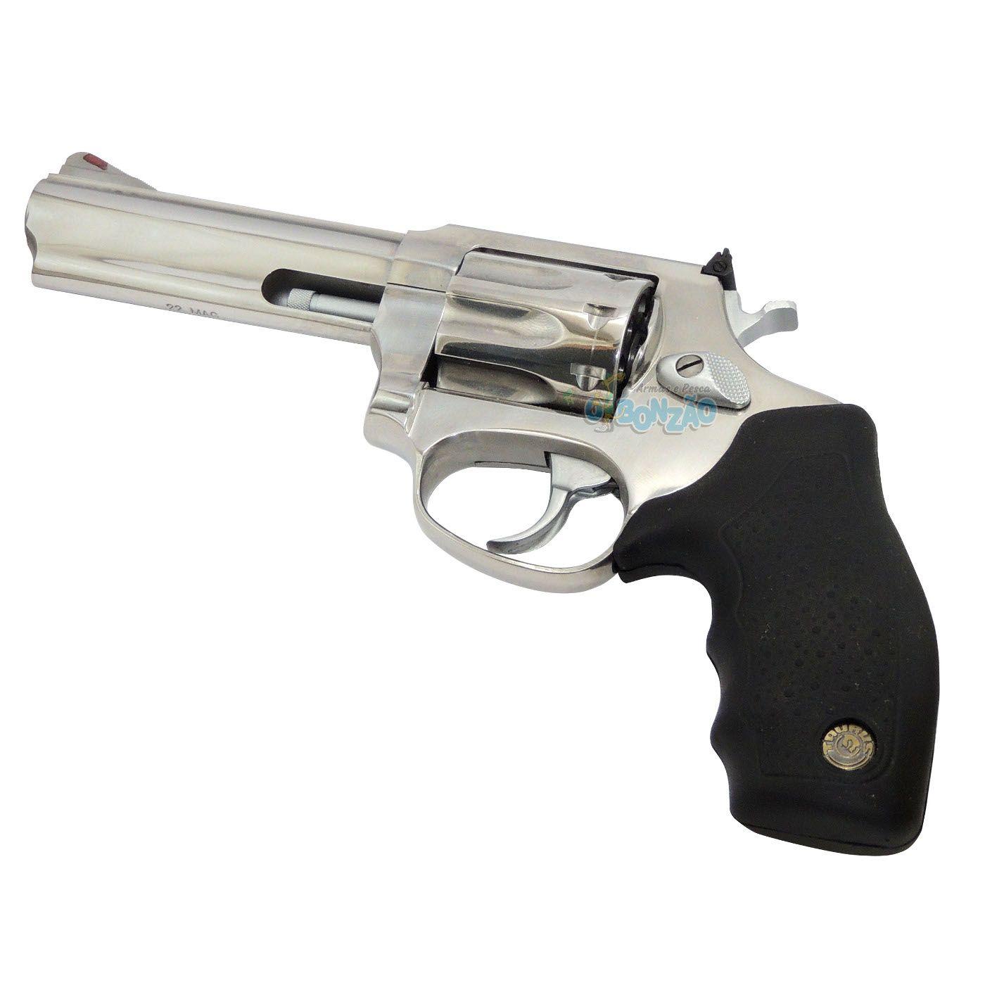 Revólver Taurus RT 941 - Cal .22 Magnum - 8 Tiros Cano 4
