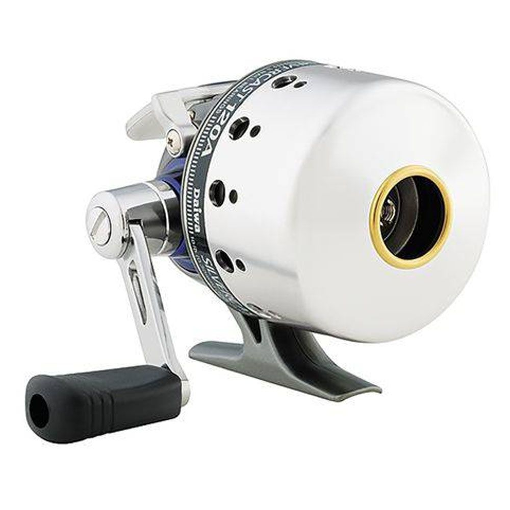 Spincast Para Pesca Daiwa Silvercast Sc 170A Prata