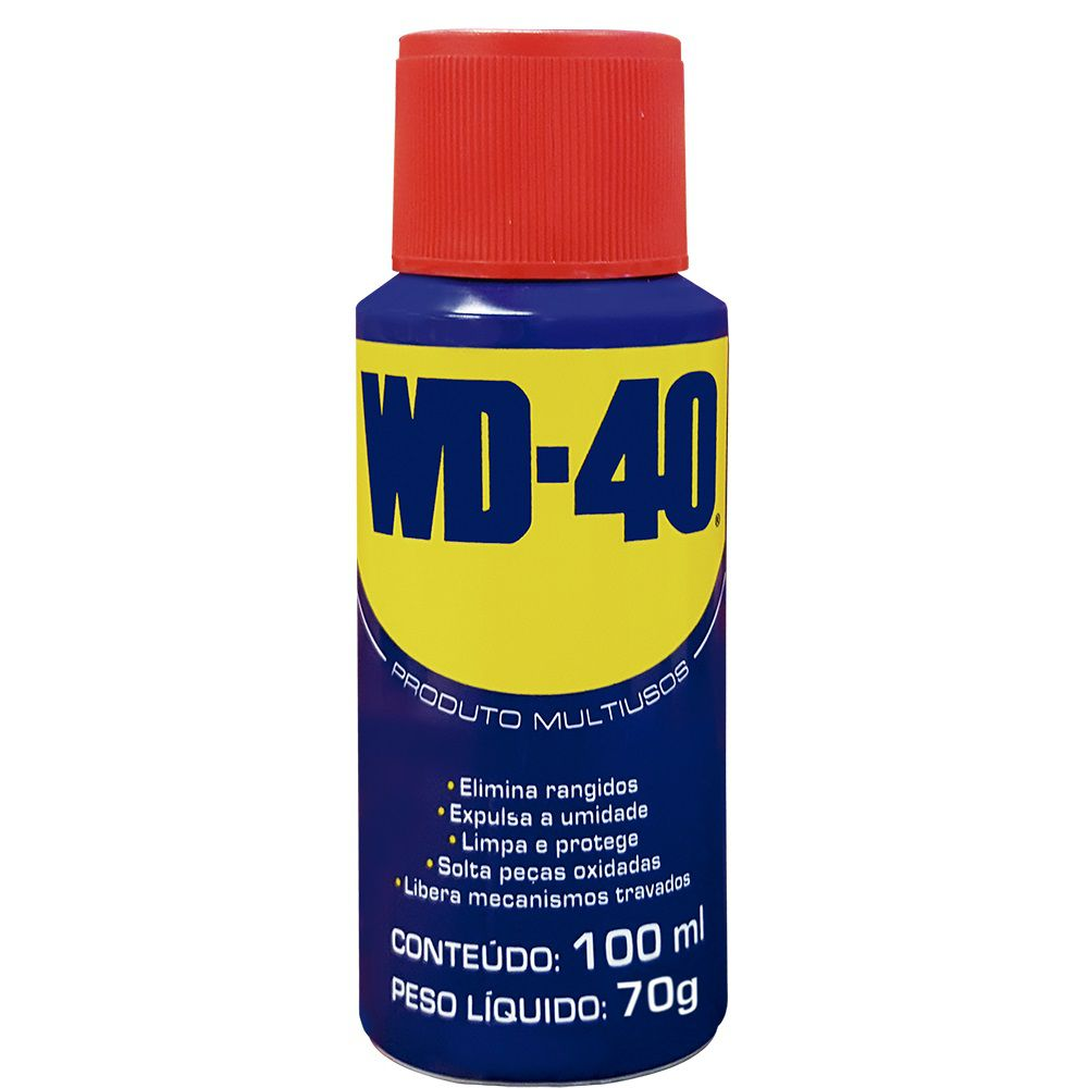 Spray Lubrificante WD-40 100 ml