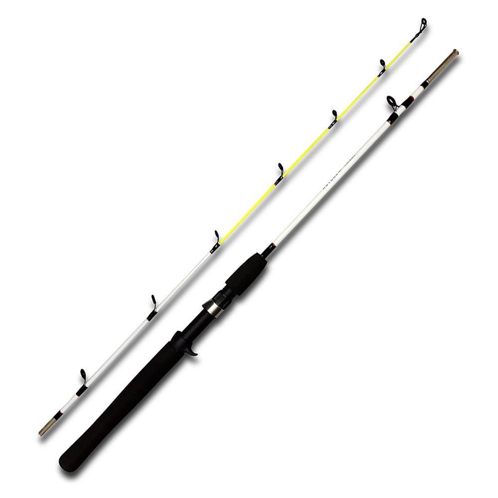Vara Pesca para Carretilha Ottoni Castor 1,60m 16-30Lbs