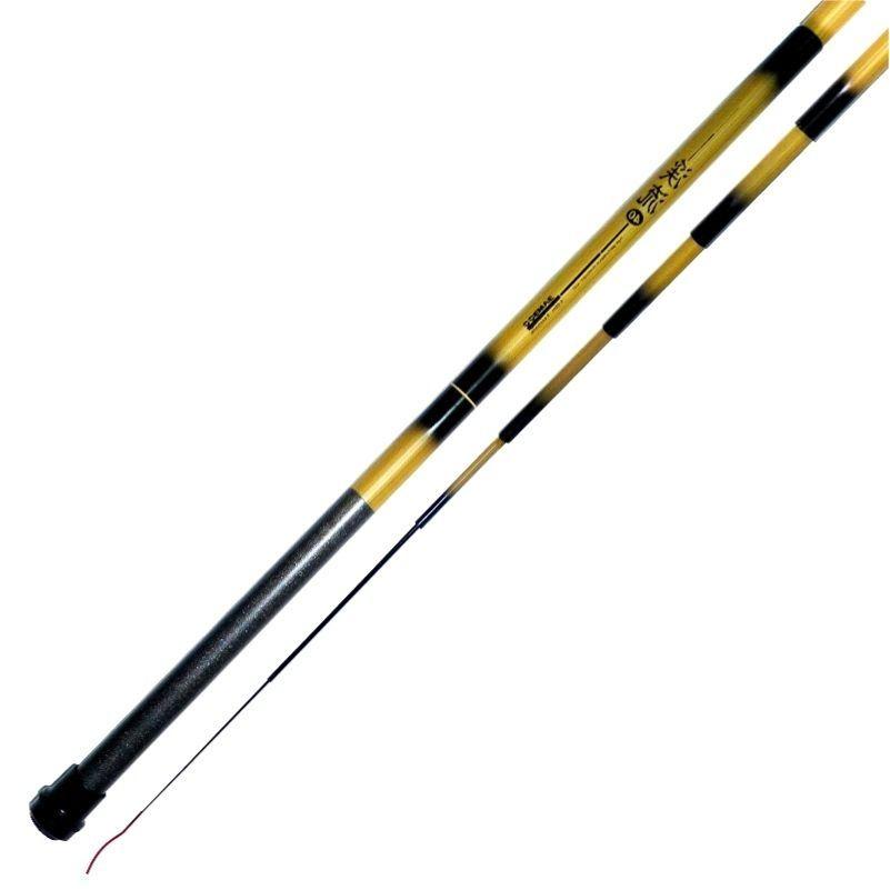 Vara Telescópica Bamboo 4,50m Marine Sports