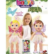 BONECA BABYS COLLECTION FADA