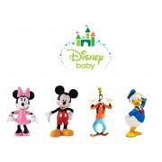 Brinquedo de Puro Látex Mickey e Seus Amigos da Disney  (+18 MESES)