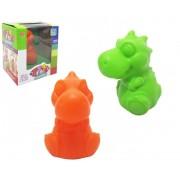 Brinquedo de Vinil para bebê  - Cuties Dino  Baby