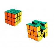 Cubo Mágico Interativo Rubick Tradicional 6,5x6,5x6,5cm