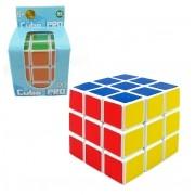Cubo Mágico Maluco Pro 5,5cm