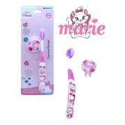 Escova dental Infantil Cerdas Macias com Capa Protetora - Marie