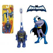 Escova dental Infantil Cerdas Macias DC SUPER FRIENDS 3D - Batman