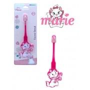 Escova Dental Infantil com Cerdas Macias - Marie 3D