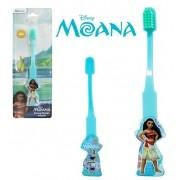 Escova Dental Infantil com Cerdas Macias - Moana 3D
