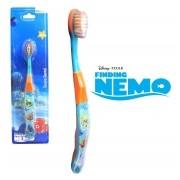 Escova Dental Infantil com Cerdas Macias - Nemo
