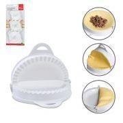 Kit com 3 Peças P M G Forma de Plástico para Pastel Fogazza