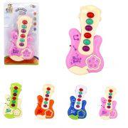 Guitarra Musical Infantil Baby Colors