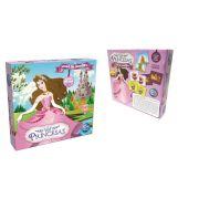 Jogo da Memória com 40 peças Princesas