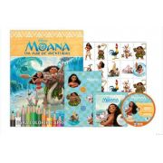 KIT 5 EM 1 MOANA - COM DVD EXCLUSIVO