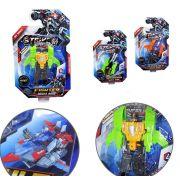 Robô Transforme Strike Super Hero Modelos Sortidos