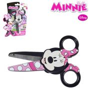 TESOURA ESCOLAR DE INOX MINNIE 5''
