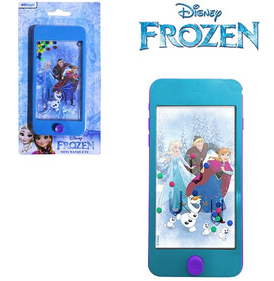 AQUAPLAY BASQUETE DISNEY - FROZEN