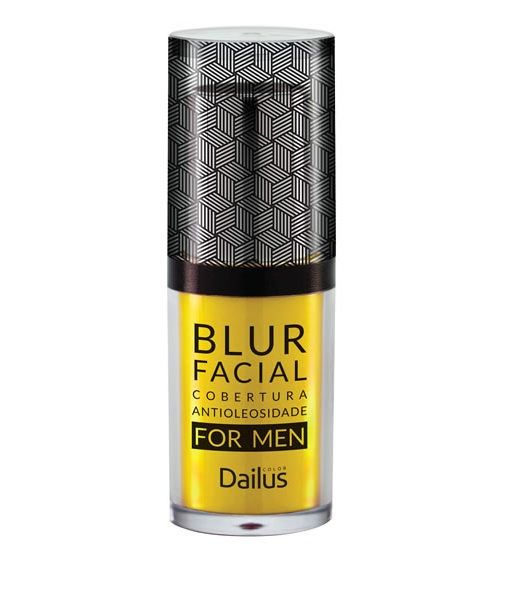 BLUR FACIAL MATTE EFEITO PHOTOSHOP - FOR MEN DAILUS