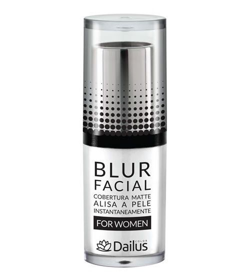 BLUR FACIAL MATTE EFEITO PHOTOSHOP - FOR WOMEN DAILUS