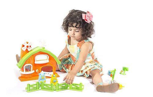 Fazendinha Encantada Brinquedo Infantil