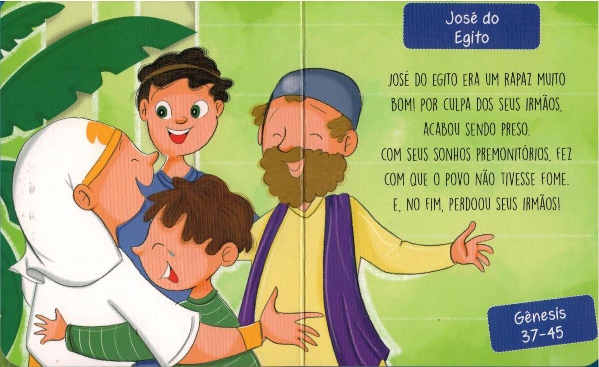 HISTÓRIAS DA BÍBLIA PARA MENINAS
