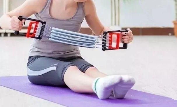 Mola Extensora Multifuncional para Exercícios de Ombro Tríceps Bíceps  Antebraço - Loja Online Kopeck