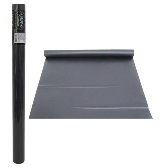 Papel de Parede Autoadesivo Quadro Negro / Lousa ChalkBoard 2X45 CM