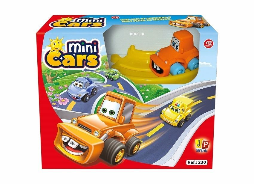 Pista Mini Cars Infantil Emborrachado