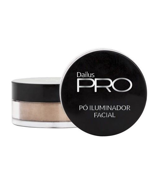 PÓ ILUMINADOR FACIAL HD DAILUS 06