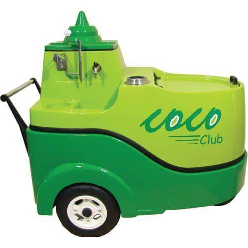 Carrinho para Água de Coco WCO - Warm  - Automasite