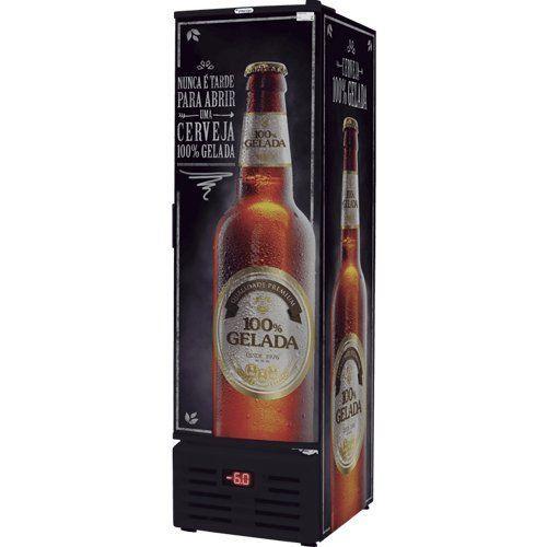 Cervejeira 284L Fricon VCFC 284 C 127V