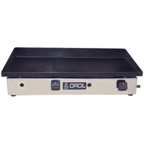 Chapa a Gás 2 Queimadores Orcil CPG60