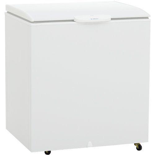 Freezer Dupla Ação Horizontal 220L Gelopar GHBS-220 BR 220V