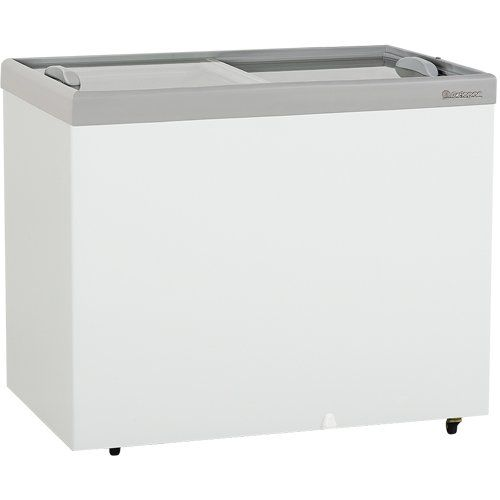 Freezer Dupla Ação Horizontal 310L Gelopar GHDE-310 CZ 220V